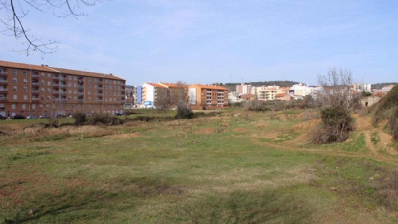 Contrato para a Execução do Parque Urbano de Macedo de Cavaleiros