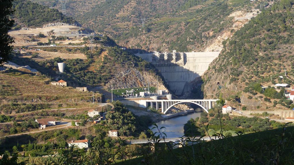 Barragem de Foz Tua
